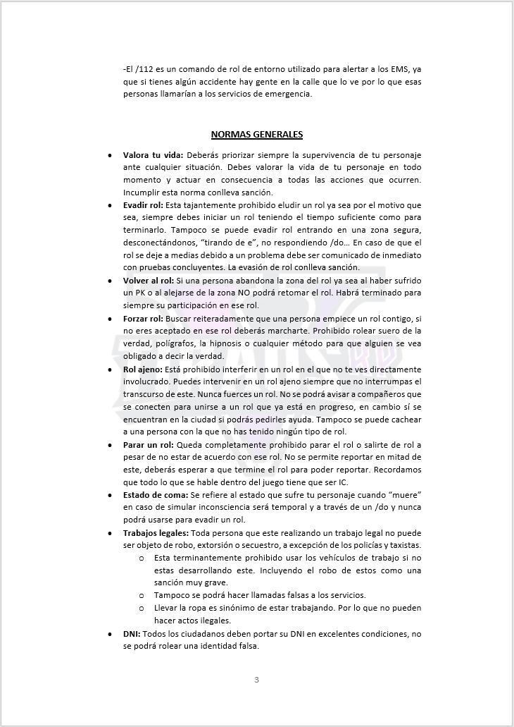 Normativa General Normat21
