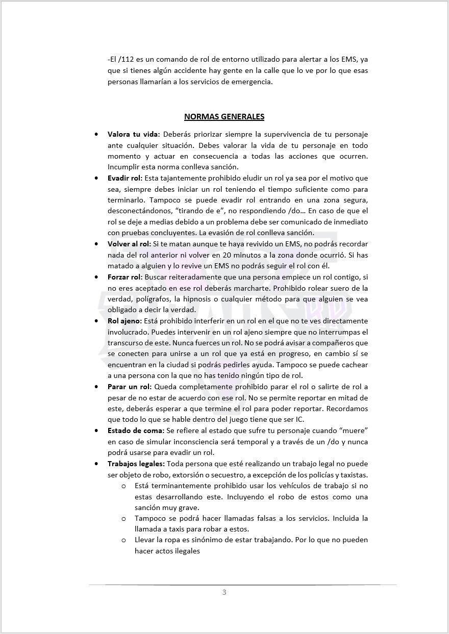 Normativa General Normat46