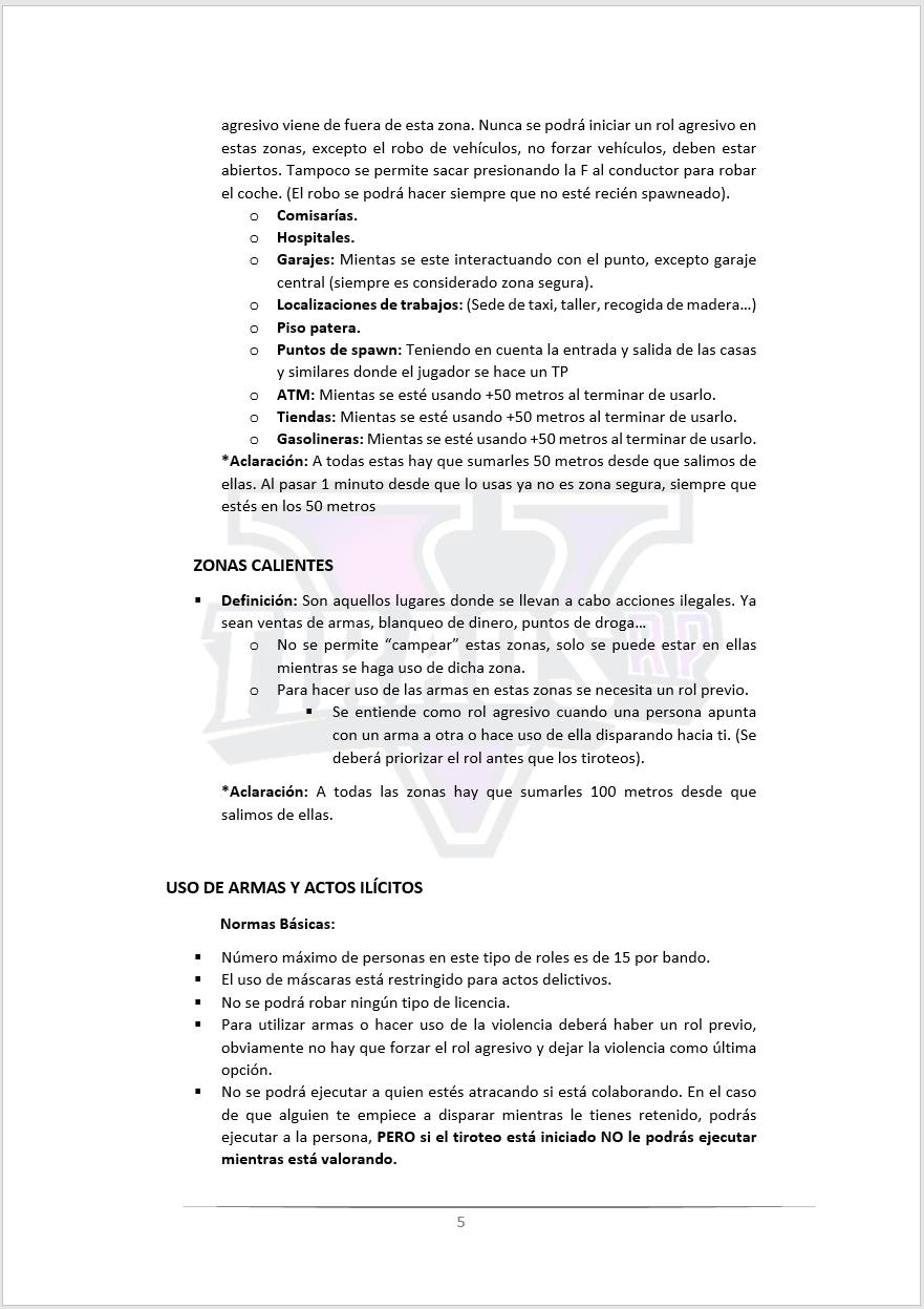 Normativa General Normat51