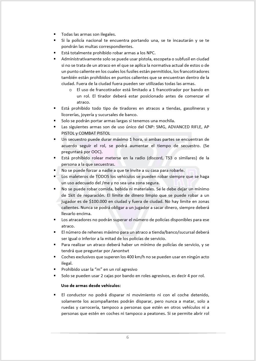 Normativa General Normat52