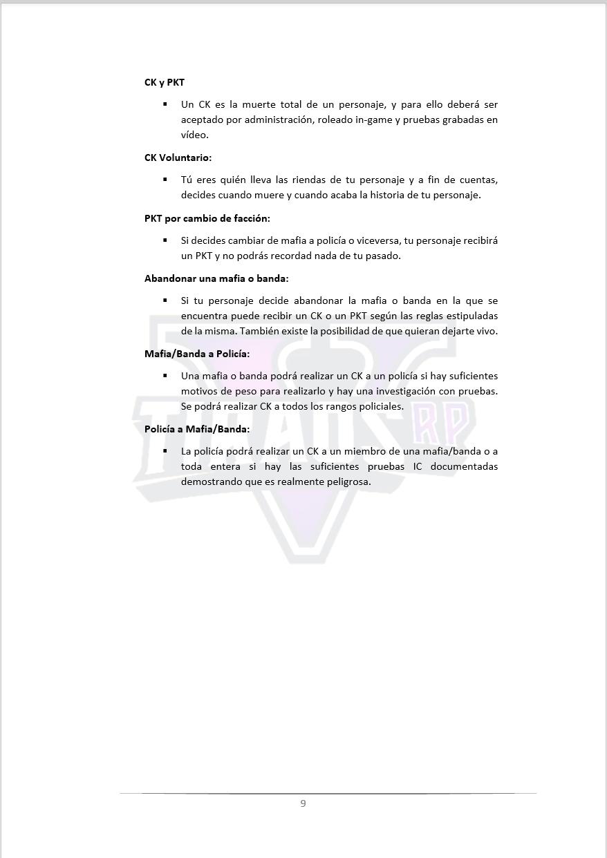 Normativa General Normat55