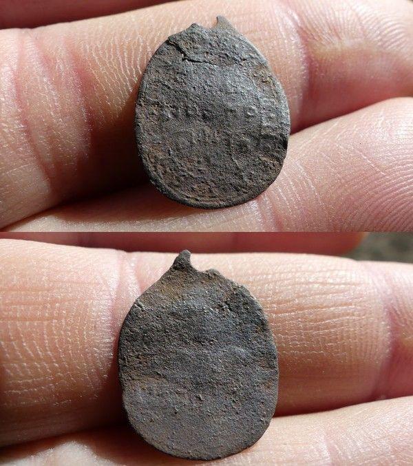 Medaille de Saint Benoit ou Medaille des Sorciers F03cdf10