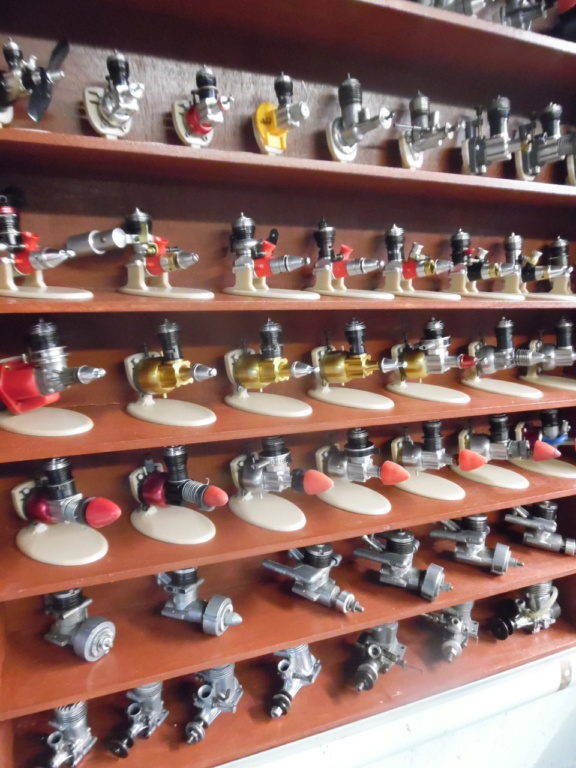Custom Made Model Engine Stands Sam_0712