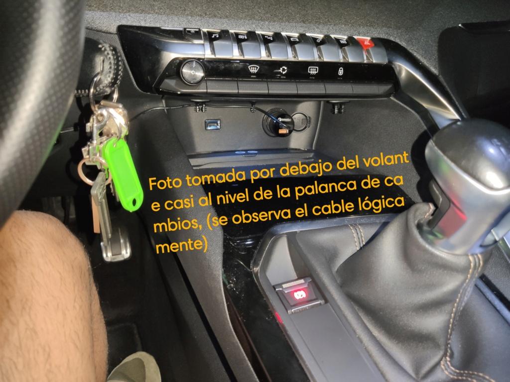 alguien sabe desmontar los plasticos que hay en el retrovisor delantero interior para Instalar cámara delantera que grabe (pregunta) Img_2037