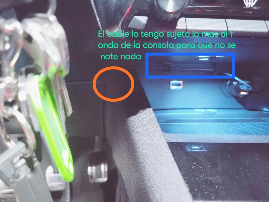 alguien sabe desmontar los plasticos que hay en el retrovisor delantero interior para Instalar cámara delantera que grabe (pregunta) Img_2038