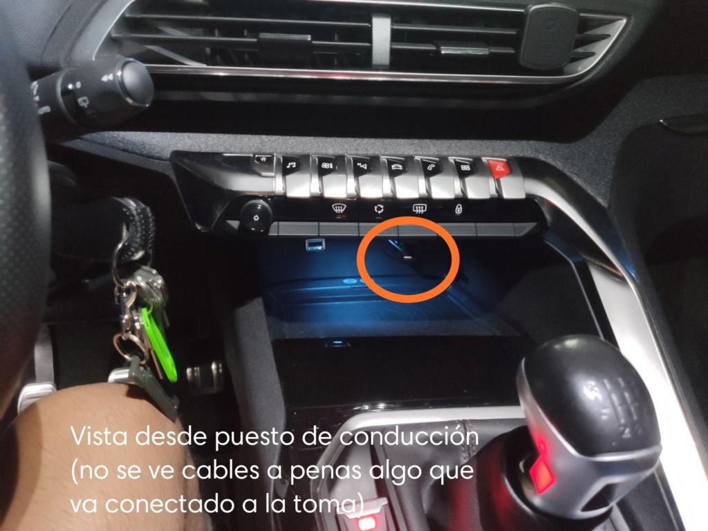 alguien sabe desmontar los plasticos que hay en el retrovisor delantero interior para Instalar cámara delantera que grabe (pregunta) Img_2043