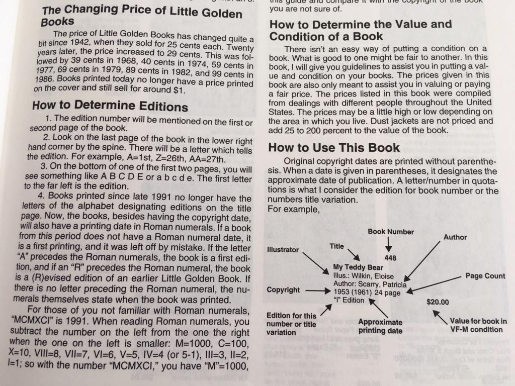 Un Petit Livre D'Or - comparaison d'éditions - Page 4 Lgb11