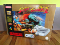 RECH PACK STREET FIGHTER SNES (doré) 99741612