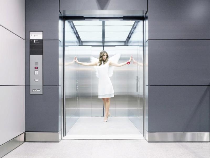 """Лифты в ЖК """"Крылья"""": сколько, какого производителя, оформление Aa10"""