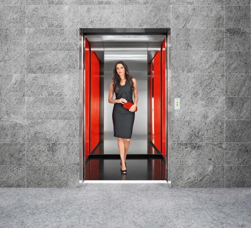 """Лифты в ЖК """"Крылья"""": сколько, какого производителя, оформление Aa110"""