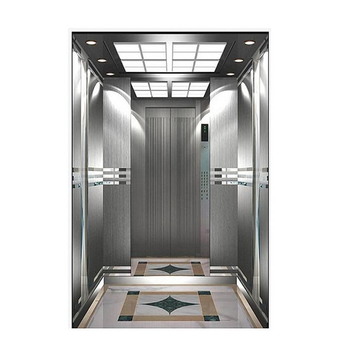 """Лифты в ЖК """"Крылья"""": сколько, какого производителя, оформление Aa210"""