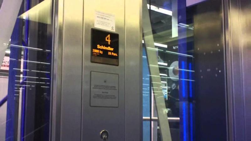 """Лифты в ЖК """"Крылья"""": сколько, какого производителя, оформление Aa310"""