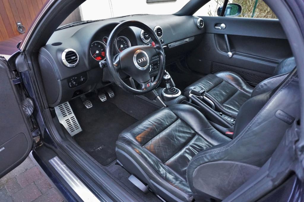 """Mon """"nouveau"""" TT Roadster Mk1 de 2002 Dsc04211"""