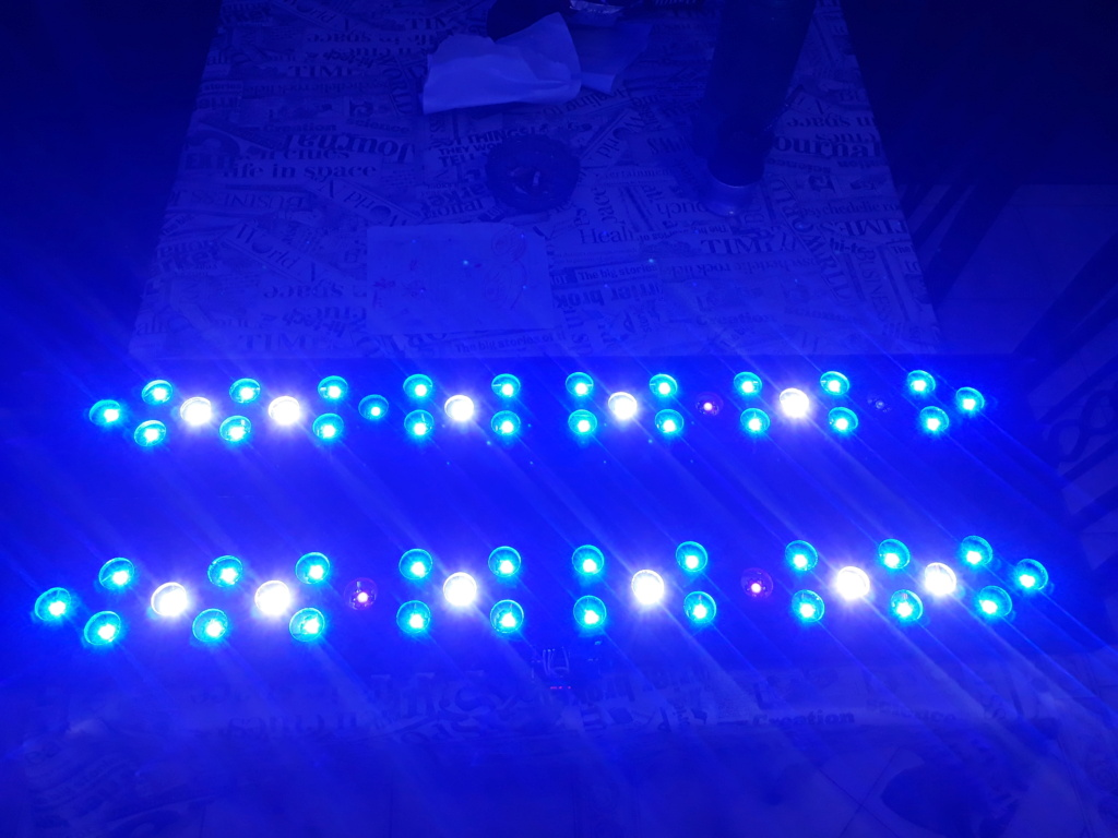 Pantalla de 60 led 180w DIY 20200822