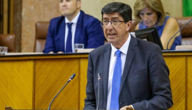 [XI Legislatura] Sesión de Investidura de D. Juan Antonio Marín Lozano Sin_tz14