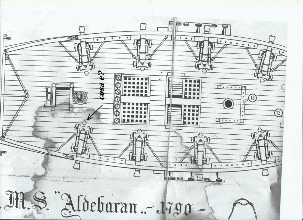 artiglieria navale e armed cutter HMS Aldebaran Ponte10