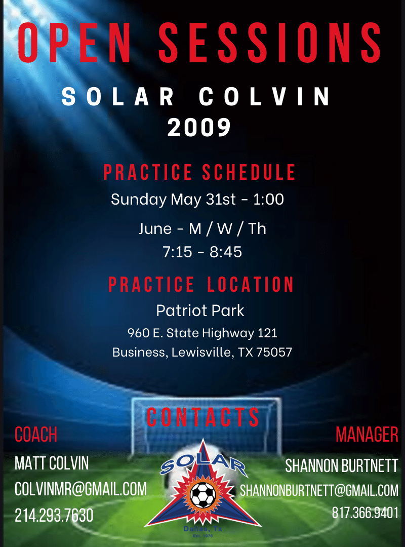 Solar 09g Colvin - Looking to add a couple players  210
