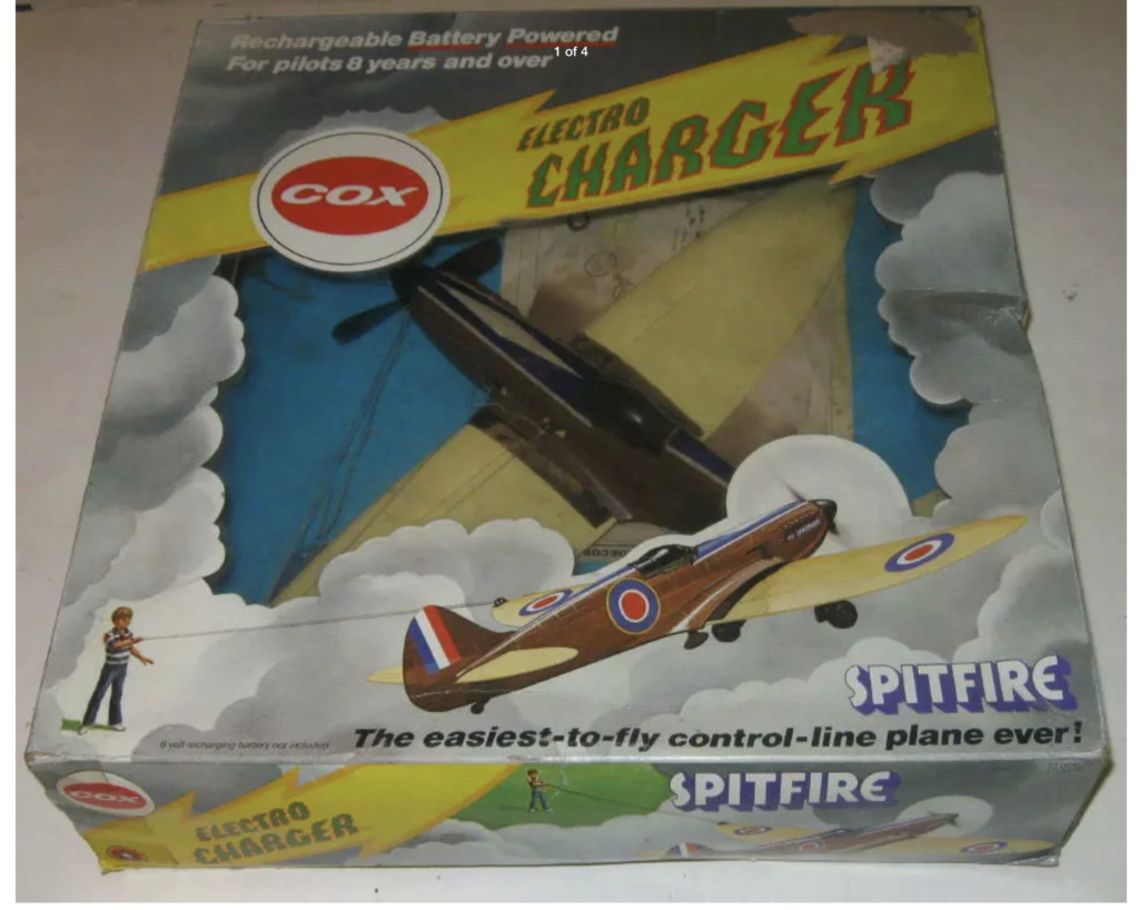 Cox planes on Ebay Aee0f610
