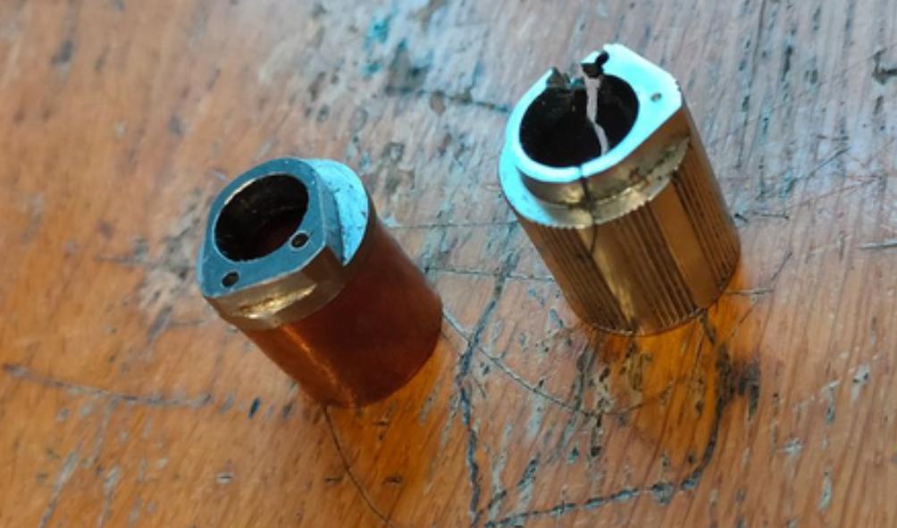réparation shimano 600 arabesque... la petite piece custom Captur58