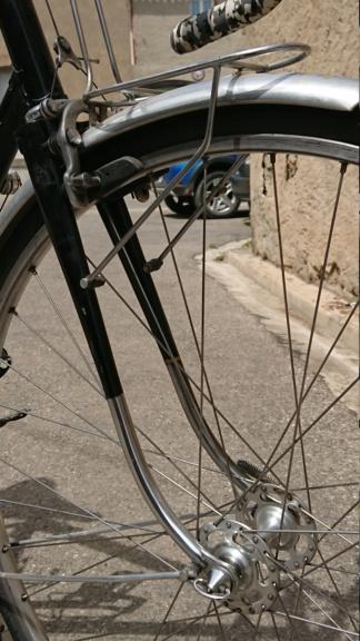 randonneuse artisanale; le vélo de Mr Henri. Dsc_0140