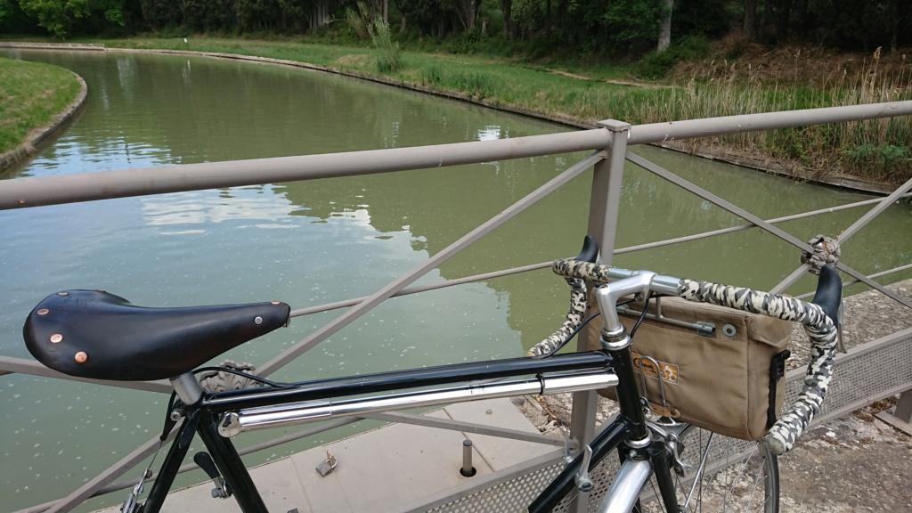 randonneuse artisanale; le vélo de Mr Henri. Dsc_0141