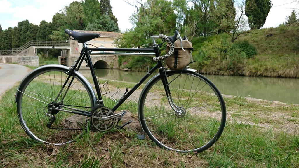 randonneuse artisanale; le vélo de Mr Henri. Dsc_0142