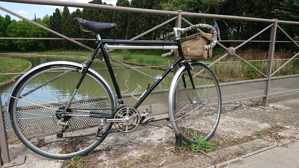 randonneuse artisanale; le vélo de Mr Henri. Dsc_0143