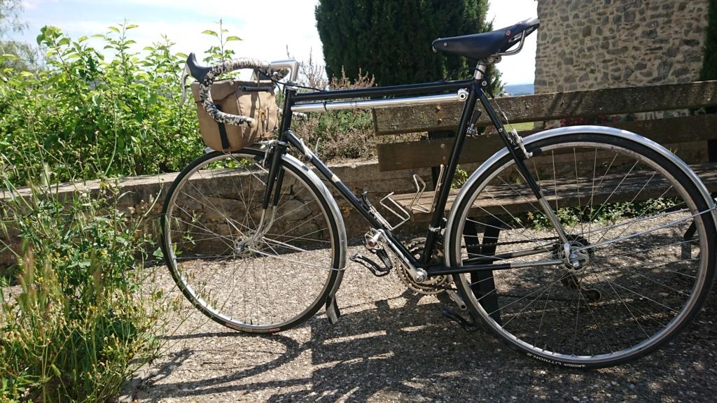 randonneuse artisanale; le vélo de Mr Henri. Dsc_0145