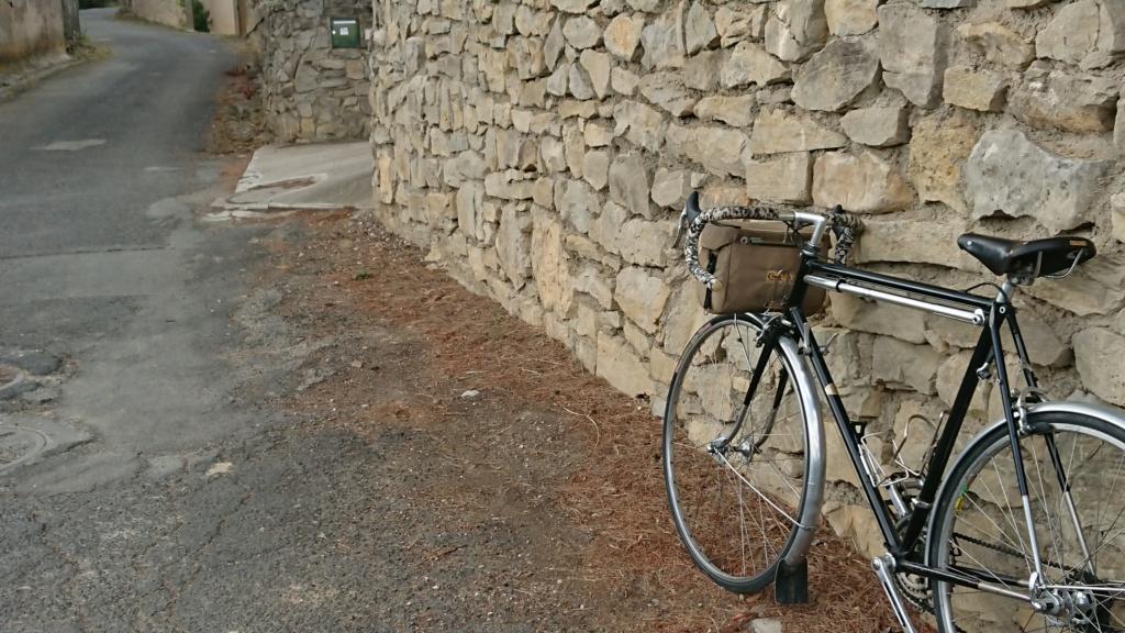 randonneuse artisanale; le vélo de Mr Henri. Dsc_0147