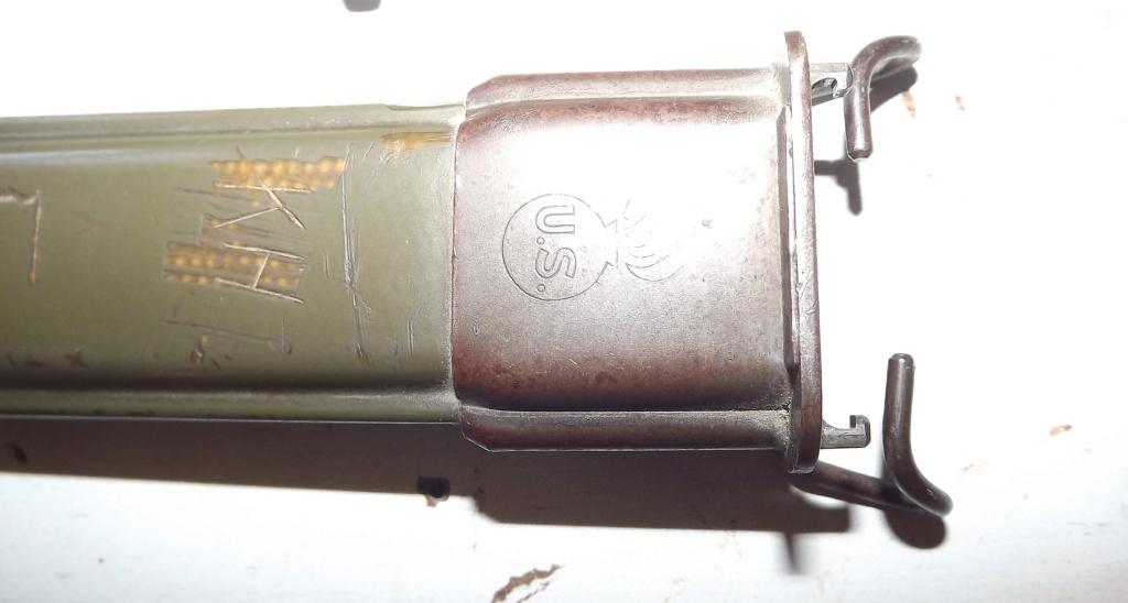 baïonnette Garand Dscf4517