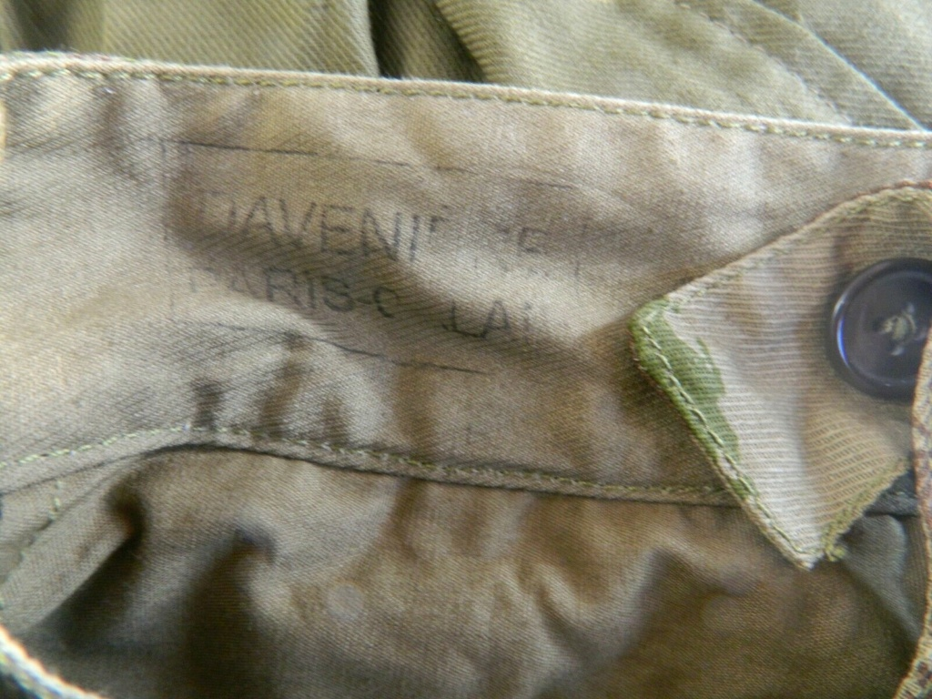 veste et pantalon indo S-l16071