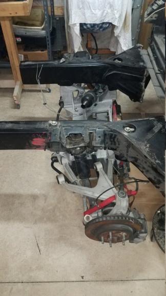 Sharkey's 944 corvette t56 swap thread 20201010