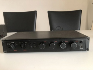 WTS David Hafler Preamp 110 and Power Amp 220 Img_3715