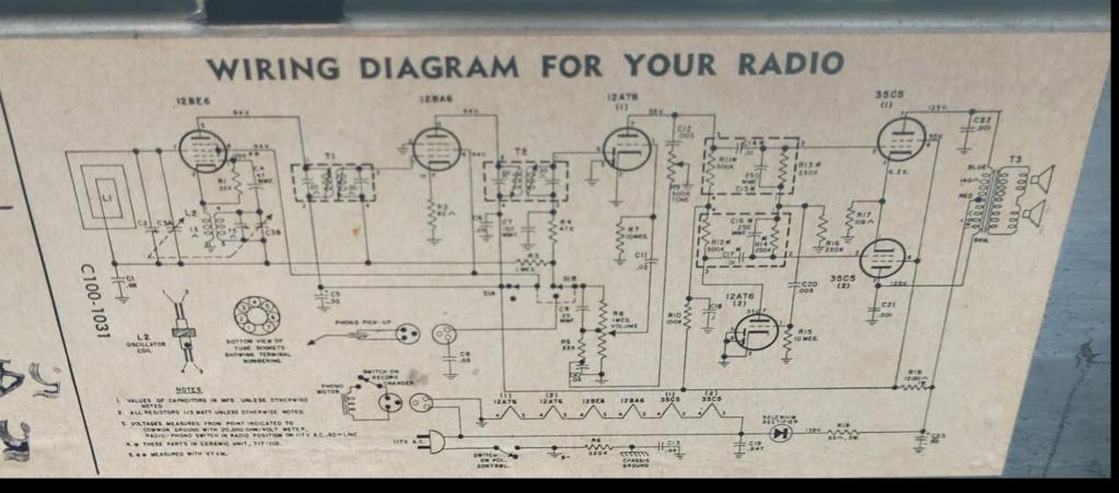 Silvertone record player/radio modification Screen11