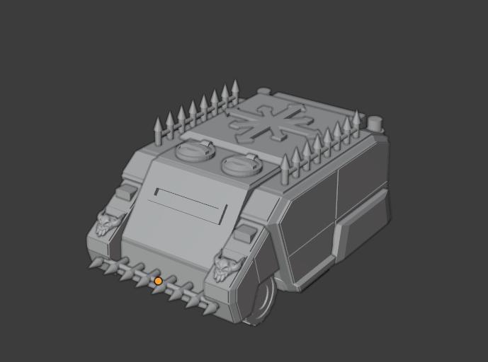 [HS] Mes créations pour l'I3D - Boite de démarrage NetEpic Rhino10