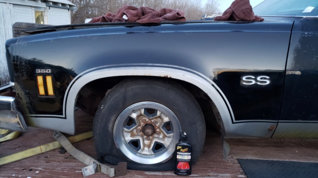 1973 Chevelle SS Station Wagon 20210116