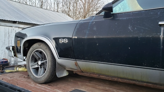1973 Chevelle SS Station Wagon 20210117