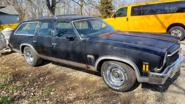 1973 Chevelle SS Station Wagon 20210411
