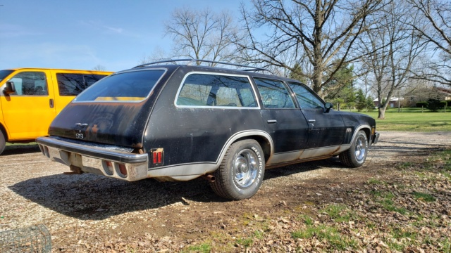 1973 Chevelle SS Station Wagon 20210412