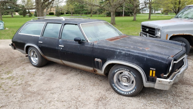 1973 Chevelle SS Station Wagon - Page 2 20210415