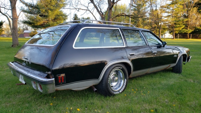 1973 Chevelle SS Station Wagon - Page 2 20210419