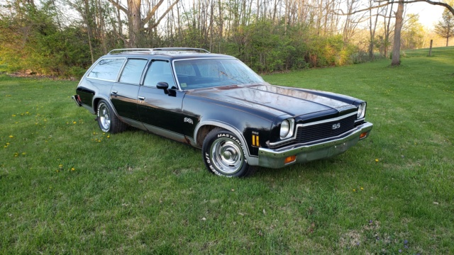 1973 Chevelle SS Station Wagon - Page 2 20210421