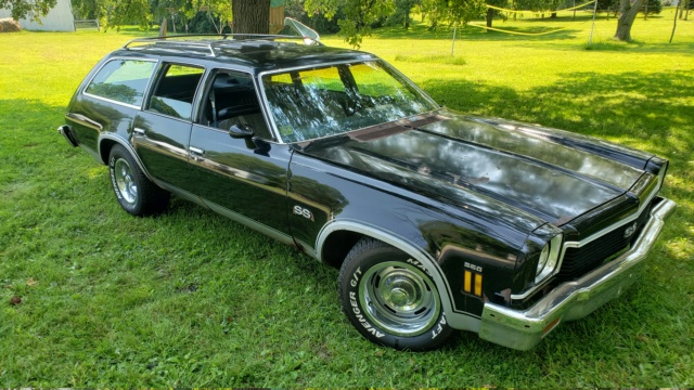 1973 Chevelle SS Station Wagon - Page 2 20210715