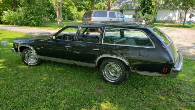 1973 Chevelle SS Station Wagon - Page 2 20210716
