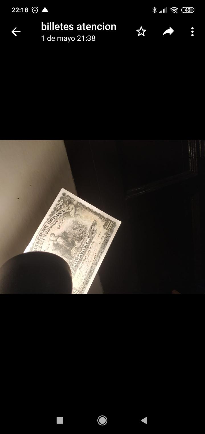 catawiki - billete falso, reproducción Screen11
