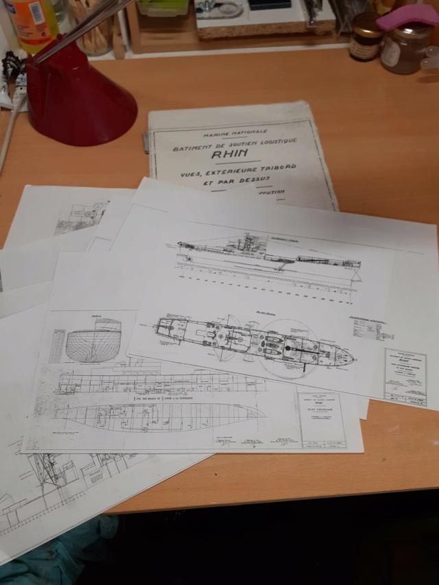 COMMANDANT RIVIERE 1 400 - Aviso-escorteur COMMANDANT RIVIERE 1/400 L'Arsenal 20210316
