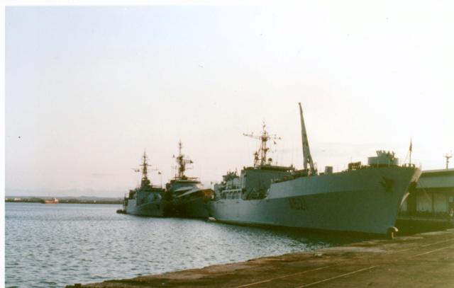 EDIC 9096 HELLER 1/400 Lorient 1981 Img60510