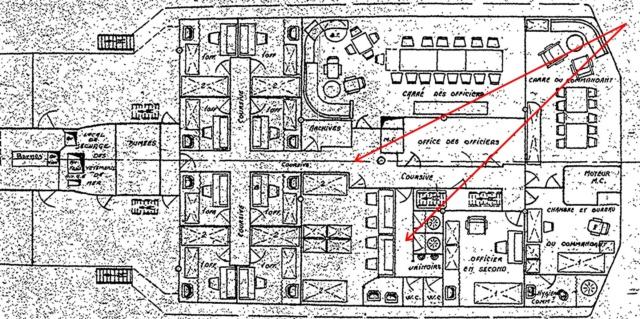 BSL Rhin FMOI 1982/1984 (scractch+PE Arsenal 1/400°) de ROGIER Yannick - Page 2 Poste_10