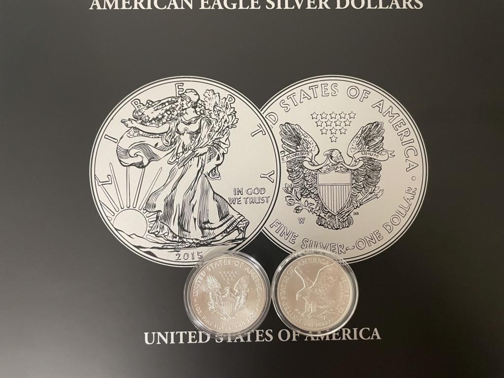 Mi colección de Onzas de plata 2021-210