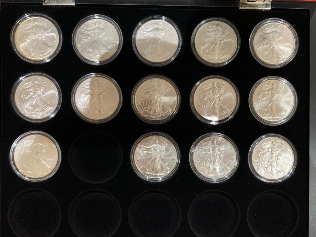 Mi colección de Onzas de plata 211